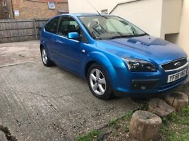 Ford Focus Low Mileage 2007 (56) Automatic 1.6 Petrol Ford, Toyota, Vauxhall cheap bargain
