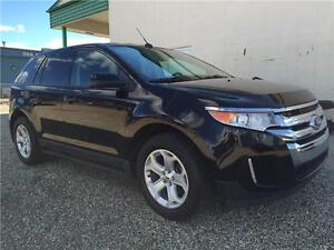 2013 Ford Edge SEL 3.5L ~ All-Wheel Drive ~ Nicely Loaded $99B/W Yellowknife Northwest Territories image 3