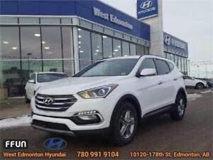 2018 Hyundai Santa Fe Sport AWD - New - heated seats back up cam