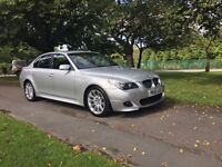 2005 55 BMW 520D MSPORT 4 DOOR SALOON ++LOW MILEAGE/FSH++