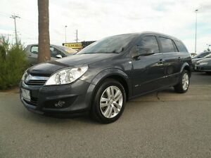 2008 Holden Astra AH MY08.5 CDX Blue Slate 4 Speed Automatic Wagon Heatherton Kingston Area Preview