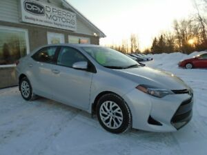 2017 Toyota Corolla LE | Auto | Heated seats | Safety Sense