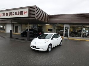 2013 Nissan Leaf HB ELECTRIC