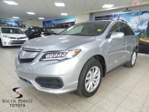 2017 Acura RDX Tech Pkg | Navi | Leather | Remote Start