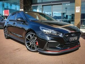 2018 Hyundai i30 PDe MY18 N Performance Black 6 Speed Manual Hatchback Maddington Gosnells Area Preview