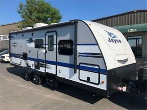 2018 Jayco White Hawk 23MRB - REAR LIVING SPACE- $42.18 WEEKLY-