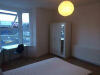 22m2 large double room, newly decorated, 3 minutes to seven sisters tube station