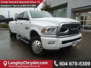 2017 RAM 3500 Longhorn *DUALLY* DEMO CLEAR OUT*
