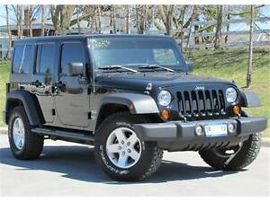 2013 Jeep WRANGLER UNLIMITED Sport 4X4|4-Dr|AC|V6|Keyless Entry