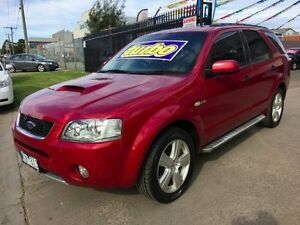 2008 Ford Territory SY MY07 Upgrade Ghia Turbo (4x4) 6 Speed Auto Seq Sportshift Wagon Brooklyn Brimbank Area Preview