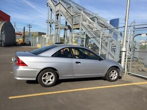 2005 Honda Civic LX COUPE SPECIAL EDITION Coupe (2 door)