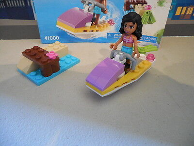 LEGO Friends Water Scooter Fun 41000 Retired