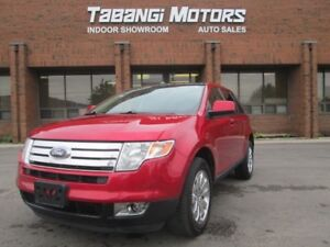 2010 Ford Edge SEL | PANORAMIC ROOF | LEATHER | HEATED SEATS |