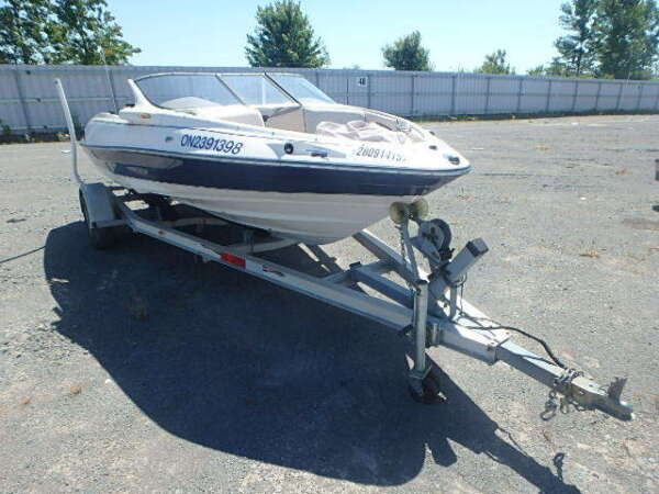 Used 1999 Regal Marine LSR