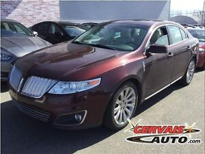Lincoln MKS AWD Navigation Toit Panoramique Cuir MAGS 2009