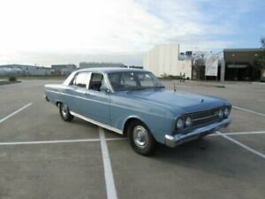 1967 Ford Fairlane ZA 500 3 Speed Automatic Sedan Epping Whittlesea Area Preview