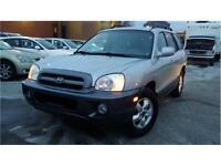 2006 Hyundai Santa Fe Limited No Accident Certified***WE FINANCE