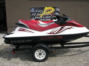 ONLY 55 HRS, 2008 SEADOO GTI 155 SE,SEA DOO