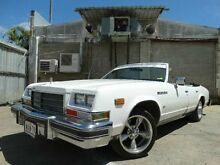 1979 Buick Le Sabre Limited White 3 SPEED Automatic Convertible Townsville 4810 Townsville City Preview