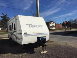 FLEETWOOD TERRY 722F - TRADE IN SPECIAL, ULTRALITE, BARGAIN