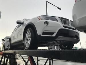 2013 BMW X3 28i-FULL-AUTO-MAGS-CUIR-TOIT OUVRANT
