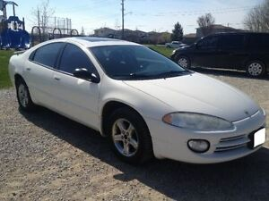 2004 Chrysler Intrepid Sedan (Safetied & E-Tested)