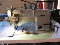 Industrial Sewing Machine - Juki LH-1162 Double Needle