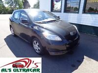 2010 Toyota Matrix w/ Power Package only $108 bi-weekly!