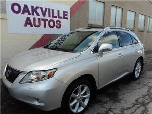 2011 Lexus RX 350 ULTRA PREMIUM DVD NAVIGATION SAFETY WARRANTY