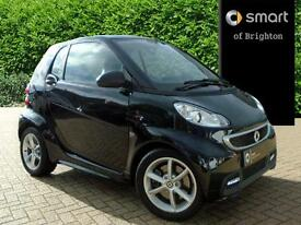 smart fortwo coupe EDITION 21 MHD (black) 2013-12-17