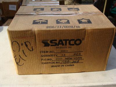 Satco Compact - Box of 24 - SATCO Compact Flour Lamp Bulb S6810, 23W, 110V/120V