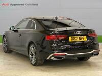 2021 Audi A5 40 Tfsi 204 S Line 2Dr S Tronic Auto Coupe Petrol Automatic