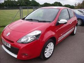 RENAULT CLIO S TCE, Red, Manual, Petrol, 2010
