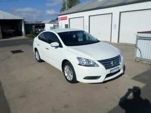 2015 Nissan Pulsar B17 Series 2 ST White 1 Speed Constant Variable Sedan Young Young Area Preview