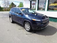 2014 Jeep Cherokee Limited 4x4 only $245 bi-weekly!
