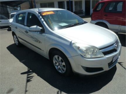 2008 Holden Astra AH MY08 CD Silver 4 Speed Automatic Hatchback Wangara Wanneroo Area Preview
