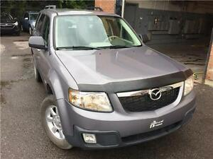 Mazda Tribute GX 2008,MANUELLE,4 CYL,MAGS,AC !