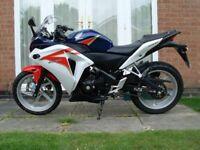 Honda CBR 250 R ABS may px cheap 125 lexmoto sinnis