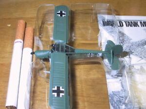 Fieseler Fi156 Storch(Secret,Mussolini rescue strategy,Nobox,TAKARA WTM03,1:144)