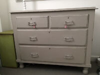 Antique Chest of Dawers