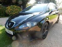CHEAP CARR - 2008 05 SEAT LEON 2.0 FR TDI 5D 168 BHP DIESEL