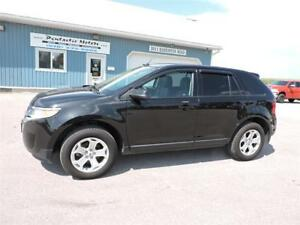 2014 Ford Edge SEL,AWD,HEATED LEATHER, BACK-UP CAMERA!!