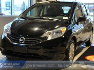 2014 Nissan Versa Note SV HATCH BACK AUTOMATIC CRUISE CONTROL A/