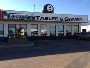 Pool Table & Games Factory