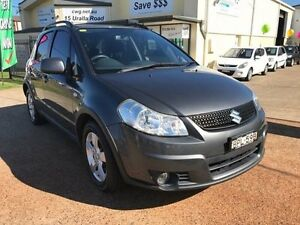 2010 Suzuki SX4 GYB S Grey Constant Variable Hatchback Port Macquarie Port Macquarie City Preview