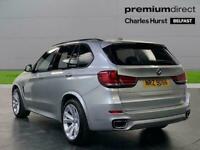 2016 BMW X5 Xdrive30D M Sport 5Dr Auto Estate Diesel Automatic