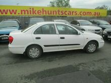 2003 Nissan Pulsar N16 MY03 ST White 4 Speed Automatic Sedan Coopers Plains Brisbane South West Preview