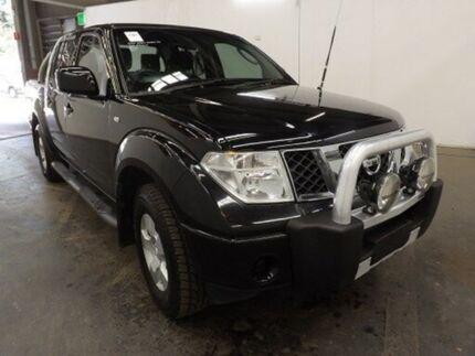 2010 Nissan Navara D40 ST (4x4) Black 6 Speed Manual Dual Cab Utility Geebung Brisbane North East Preview