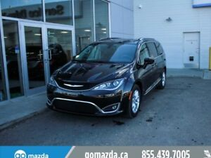 2017 Chrysler Pacifica TOURING L PLUS DVD PANO ROOF LEATHER LOW