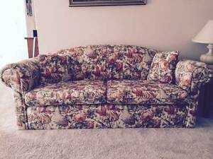 Sofas 2 x 2.5 seaters Hornsby Hornsby Area Preview